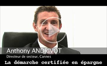 Certification AFNOR conseil epargne